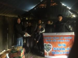 Một ngày cùng nhóm Kiết Tường Vân tại bản Bó Nhàng - huyện Vân Hồ